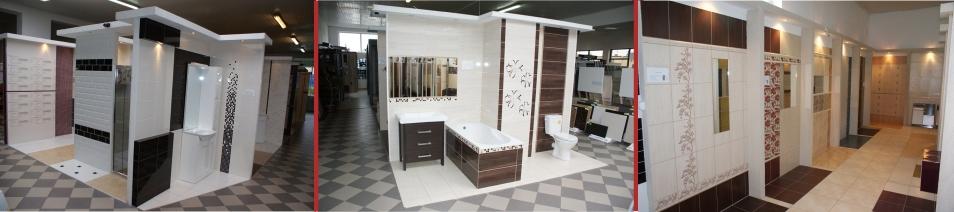 Meble łazienkowe, kabiny prysznicowe, umwyalki